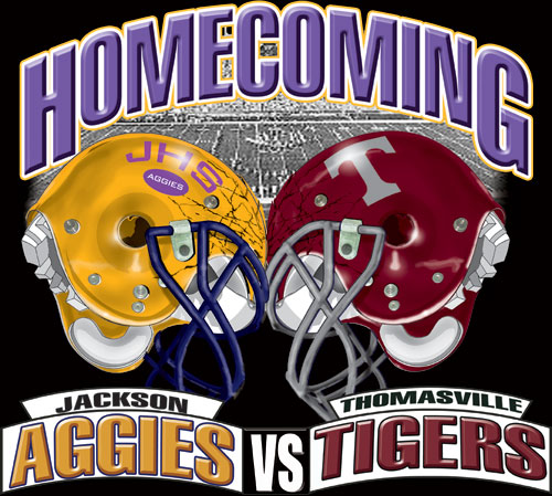 football rival and homecoming style t shirt 6 37 tee - Homecoming T Shirt Design Ideas