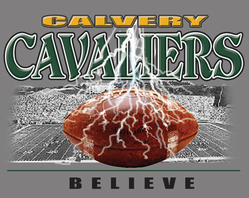 cavaliers football helmet and spirit t-shirt - 6, 39 Tee