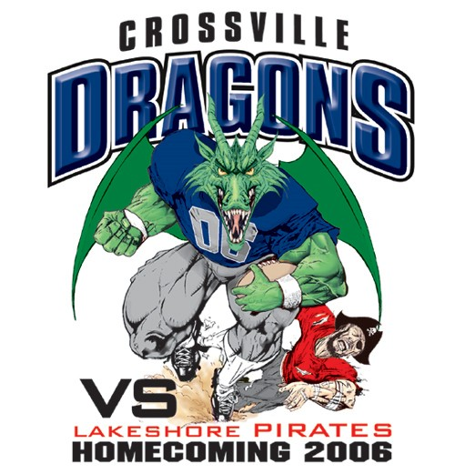 Homecoming T Shirt Design Ideas posted Football Rival Homecoming Team Or School Tee 6 37 Tee