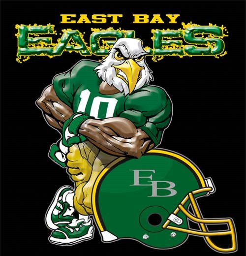 eagles football helmet tee - 6, 30 Tee