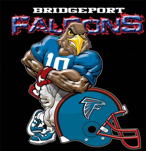 falcons football helmet tee - 6, 30 Tee