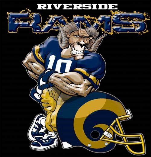 rams football helmet tee - 6, 30 Tee