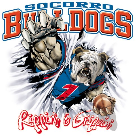 bulldogs football tee - 6, 35 Tee