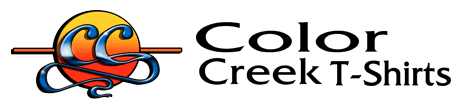 Color Creek T-shirts