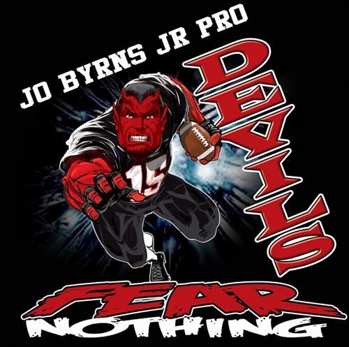 Devils Fear Nothing Tee - 6, 42 Tee