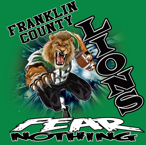 Lions Fear Nothing Tee - 6, 42 Tee