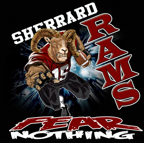 Rams Fear Nothing Tee - 6, 42 Tee